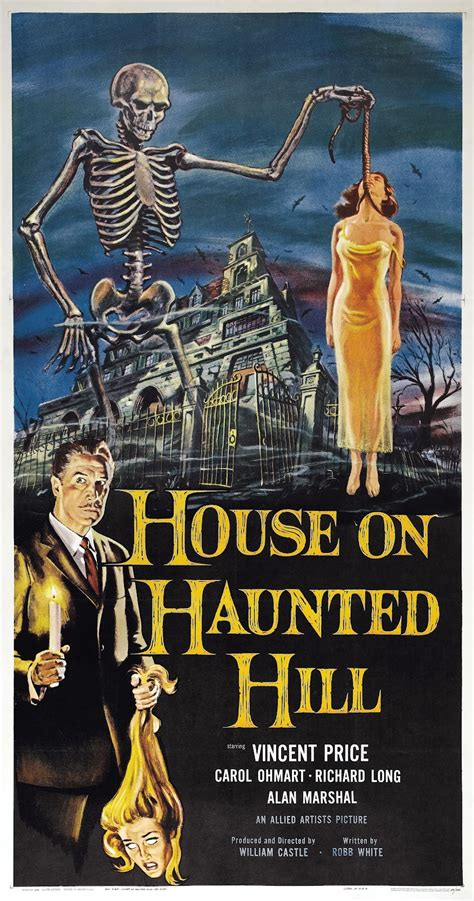 the house on haunted hill danger theatre house on haunted hill original hq ws web rip