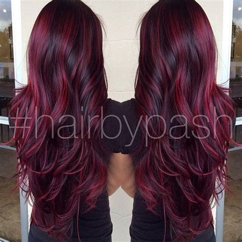 Closes Color To Cherey Cola Red | 25 best ideas about cherry cola hair color on pinterest