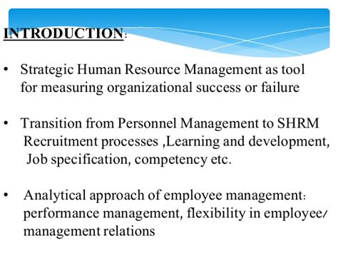 Personnel Management Mba Notes by Marayam Bayi Hr4 Ict12