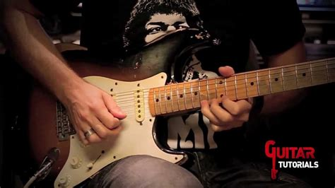 comfortably numb tutorial comfortably numb pink floyd 1st solo guitar tutorial