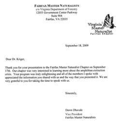 thank you letter after listing presentation best