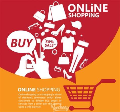 printable posters online online shopping promotion poster free vector in adobe