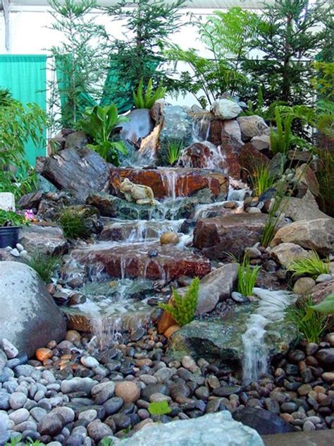Backyard Ponds And Waterfalls House Design And Office Best House Design Tips