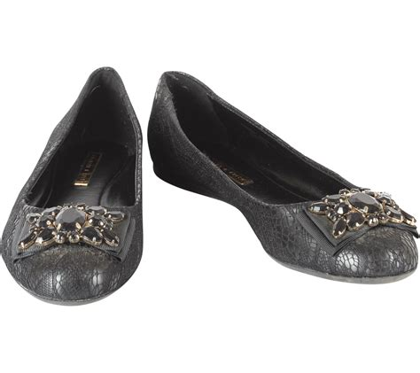 Sepatu Flat Charles And Keith charles keith black lace flats