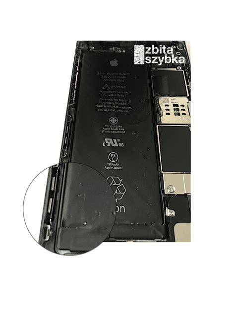 uszkodzona bateri