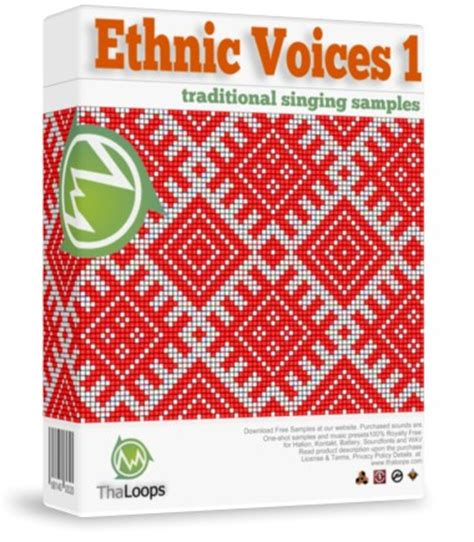Rnb Rumana Etnic 1 thaloops ethnic voices 1 sle pack