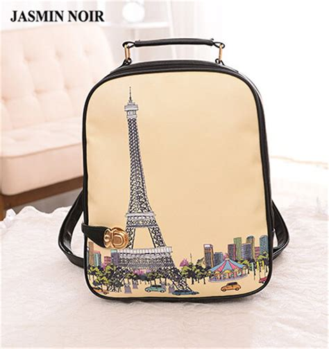 Parris Korean Bag 4 buy wholesale eiffel tower backpack from china
