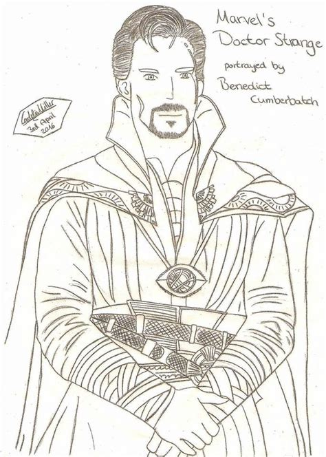 doctor strange coloring page doctor strange coloring picture 1 by melaniespycar on