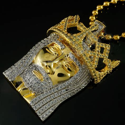 2016 new arrived high quality hip hop bling bling jewelry
