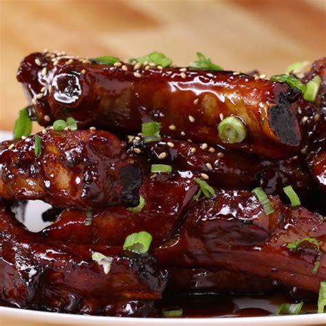 best ribs recipe fried sticky ribs pork dinners food rib recipes