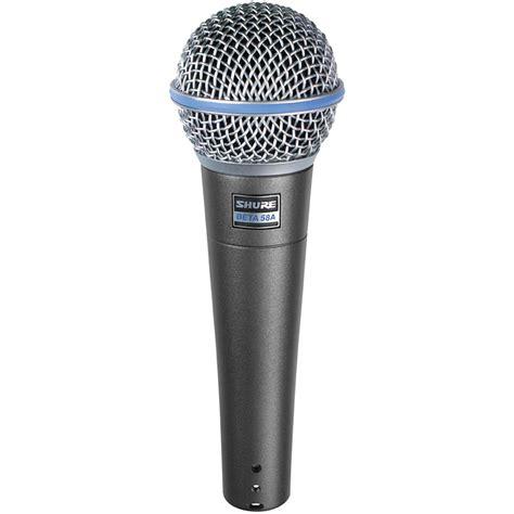 Mic Shure Beta 58 A shure beta 58a 2706049 171 mikrofon