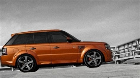 Range Rover Burnt Orange Scout 800 I Likes What I