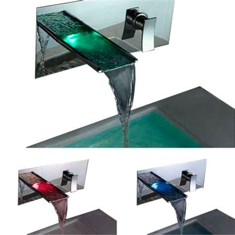 grifo que cambia de color llaves para ba 241 o con led grifo lavabo cambia de color vv4