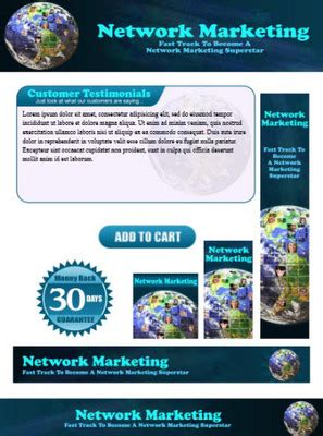 Network Marketing Website Template Plr Pack Download Templates Network Marketing Templates