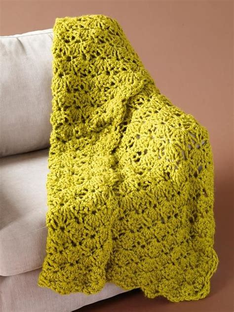 how do pattern hooks work our speed hook shell afghan works up in no time and it