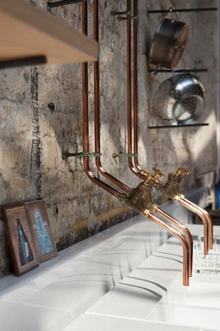 Dirks Plumbing by An Entry From Cana Copper Pipes And Taps