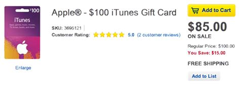 What Stores Sell Best Buy Gift Cards - deal best buy selling 100 itunes gift cards for just 85