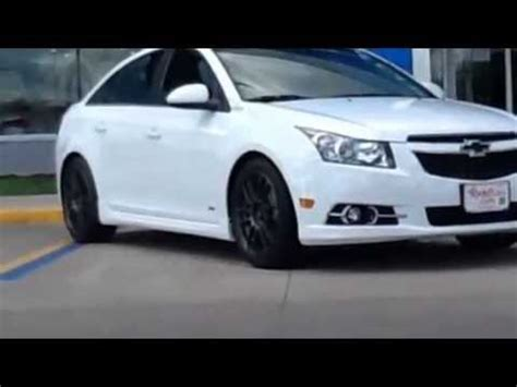 chevy cruze by rydell accessories division in grand forks