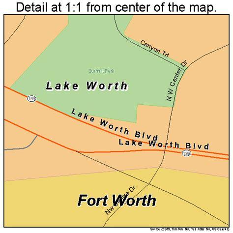 lake worth texas map lake worth texas map 4841056
