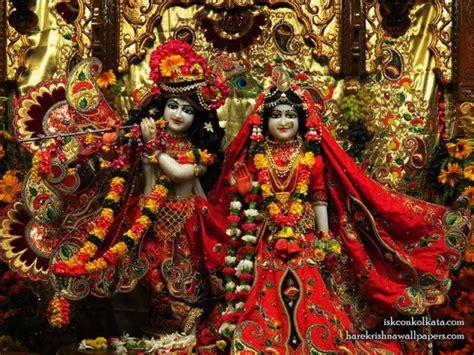 Radha Krishna Pics Iskcon