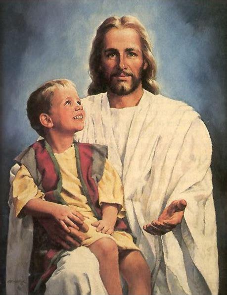 imagenes de jesus cargando un bebe imagen de jesus abrazando a un ni 241 o imagui