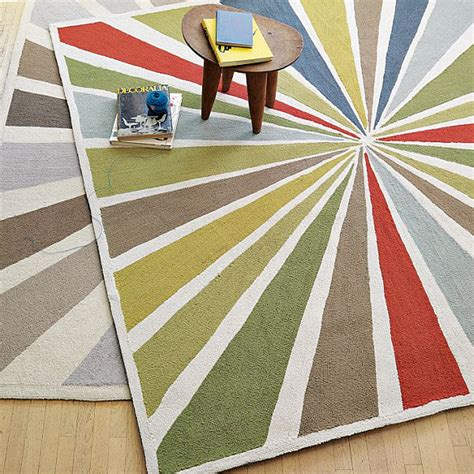Rugs Bright Colors by More Modern Rug Ideas To Brighten Your Space