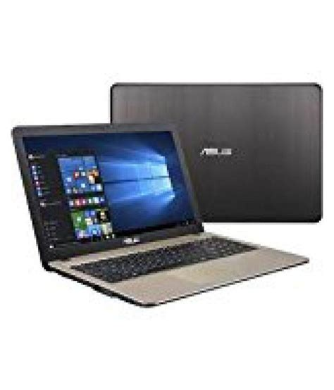 Asus X Series 15 6 Laptop Best Buy asus a series x541na g0121 notebook intel pentium 4 gb 39 62cm 15 6 dos not applicable black