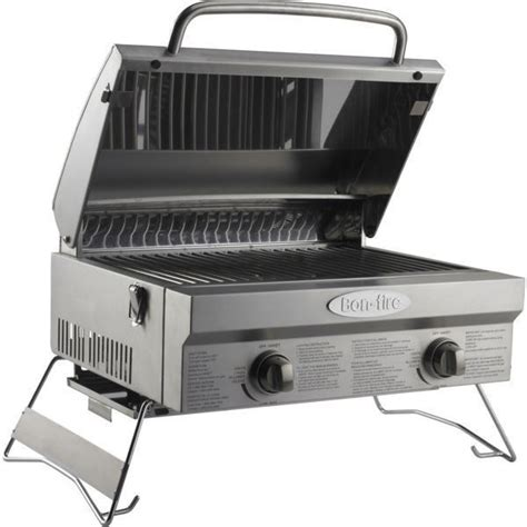 Table Top Bbq Grills by Bon Table Top Gas Barbeque Grill Savvysurf Co Uk