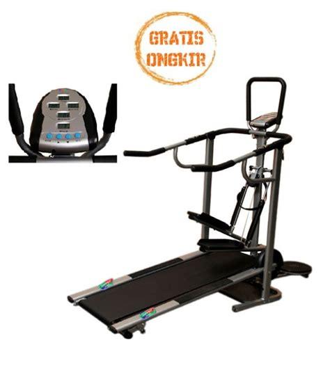 Treadmill Manual 42 Fungsi Treadmill Manual Multi Fungsi Murah Cod treadmill manual multi fungsi tokoolahragaonline