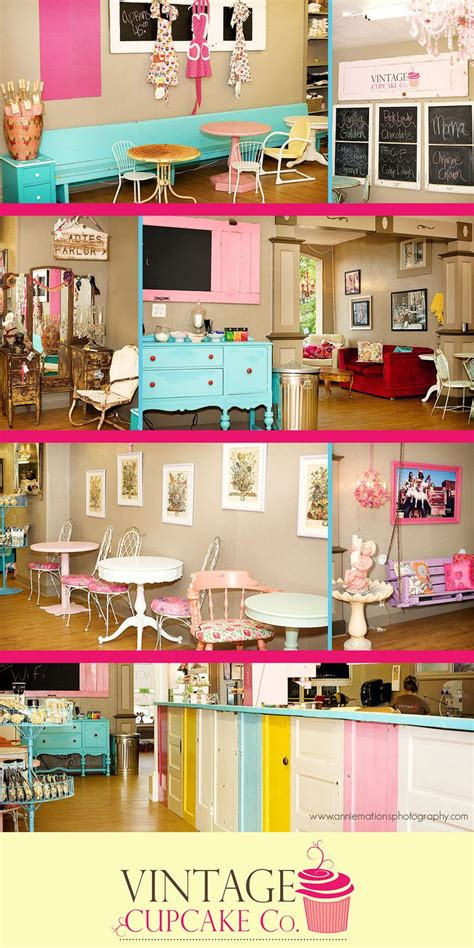 Cupcake Store by Cutest Cupcake Store Bakery Interior Design