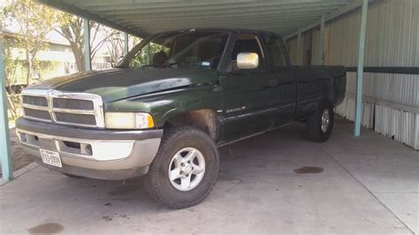 dodge ram 1500 questions need help on my 97 dodge ram