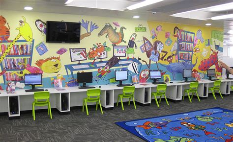 Daycare Wall Murals an illustrator s life for me opening the wakefield