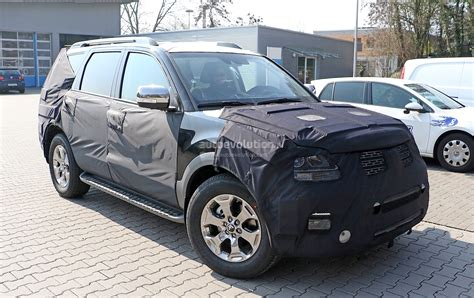 Where Does Kia Come From 2016 Kia Mohave Facelift Spied Won T Come To The U S As