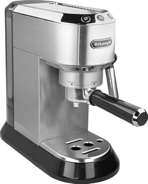 delonghi espresso maschine de 180 longhi espressomaschine traditioneller siebtr 228 ger ec