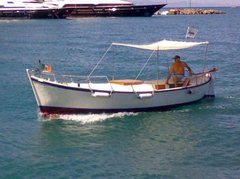 gozzo cabinato diesel gozzo barca