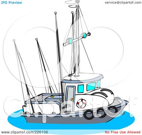 trawler boat clipart trawler gear clipart clipground