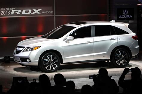 Acura Rdx Incentives Acura 2012 Rdx Review Ny Daily News