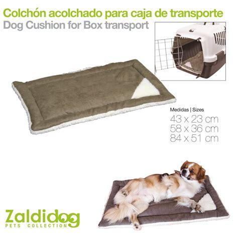colchones para perro colchon para caja transporte perros equivan tienda hipica