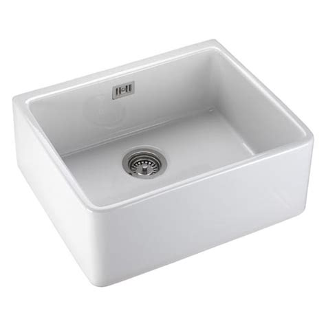 leisure kitchen sinks leisure sinks belfast 595 kitchen sink cbl595wh