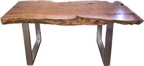 und esstisch in einem esstisch aus einem baumstamm der tischonkel