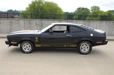77 mustang cobra 2 1977 mustang ii cobra