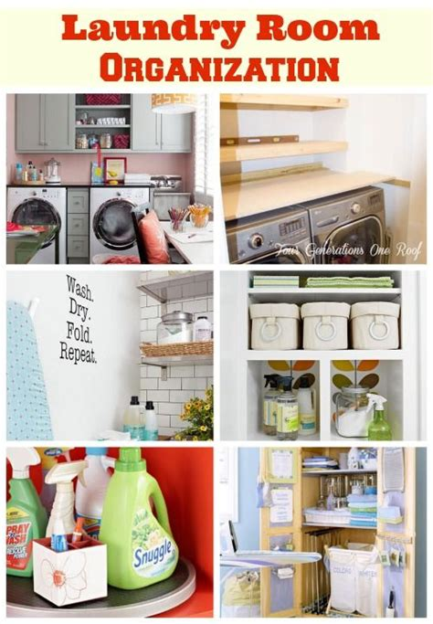 laundry room organization ideas laundry room organization sneak peek of shelves