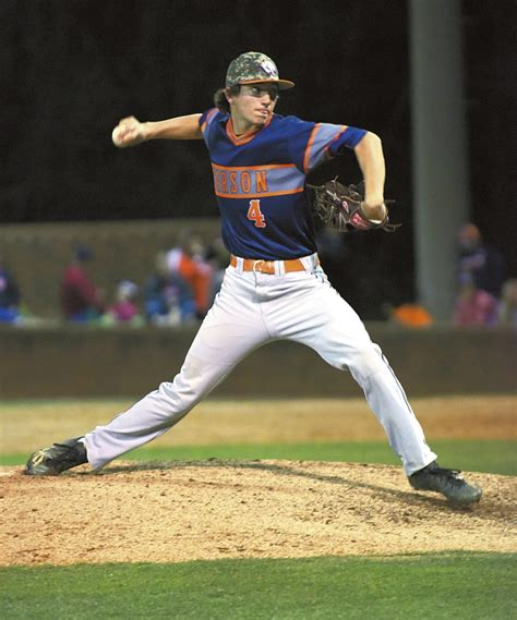 Owen White carson s owen white fires no hitter at east rowan salisbury post