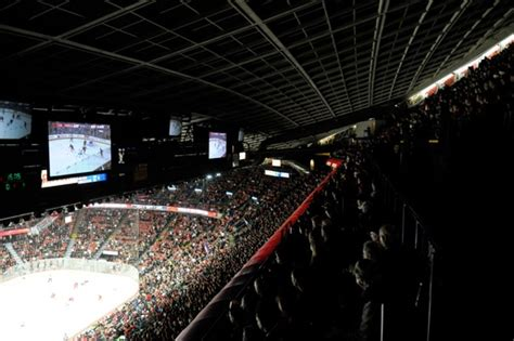 Layout Design Definition audio video solutions calgary flames scotiabank saddledome