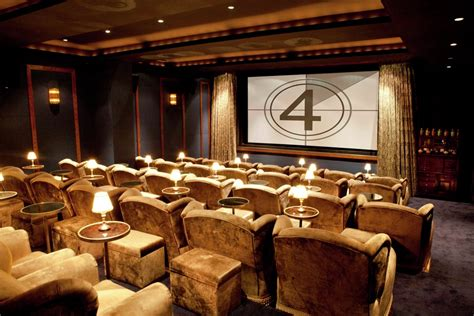 home theater design nyc soho house in new york new york design agenda