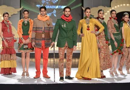 Mba In Fashion Designing In Nift Mumbai by Fashion Triumphs At Nift Mumbai Fashionfad