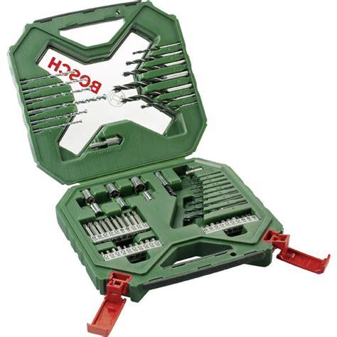 Bosch 46 Pcs Obeng Bit Set bosch 2607010611 universal drill screwdriver bit set x