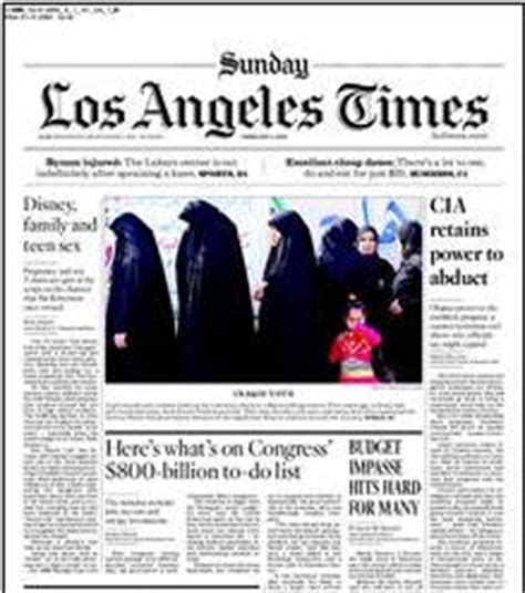 la times image section 9 los angeles times realclearpolitics