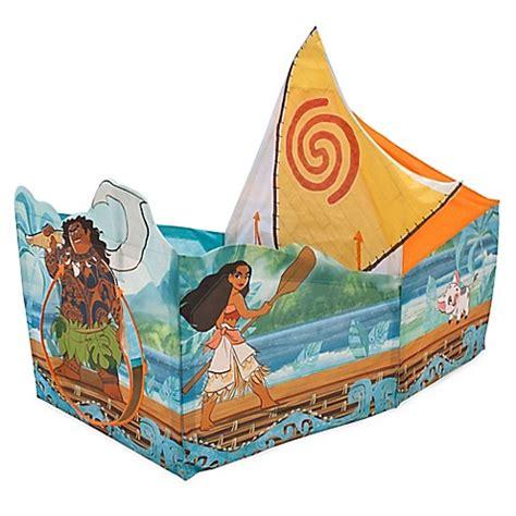 playhut® disney® moana wayfinder canoe play tent buybuy baby