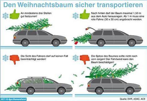 transport weihnachtsbaum my blog